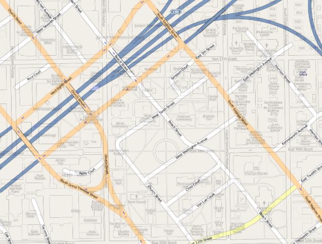 © OpenStreetMap contributors; http://www.openstreetmap.org/copyright